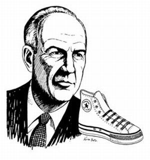 The Man behind the Converse - Chuck Taylor