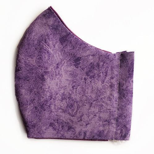 Batik Pattern in Purple
