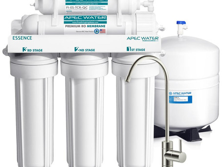 Reverse Osmosis System and getting things going!!!