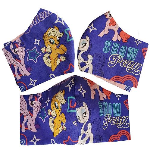 My Little Pony - Applejack, Twilight Sparkle & Rarity