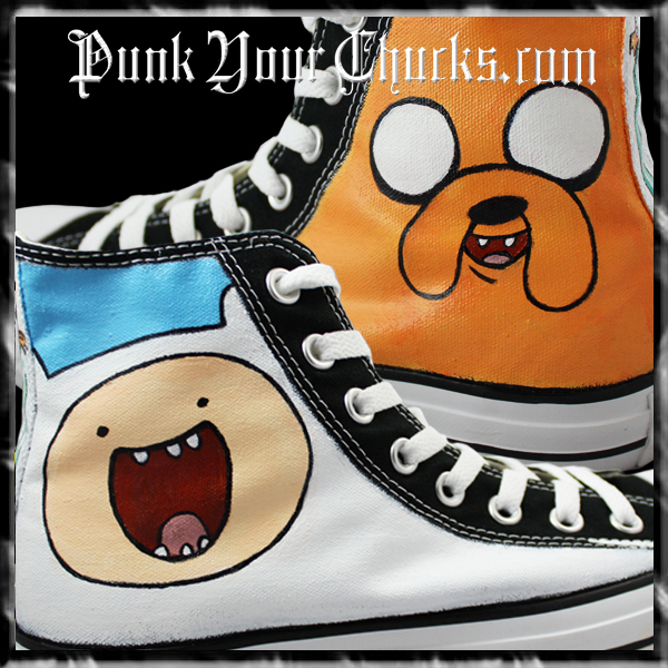 Adventuretime Chucks Main