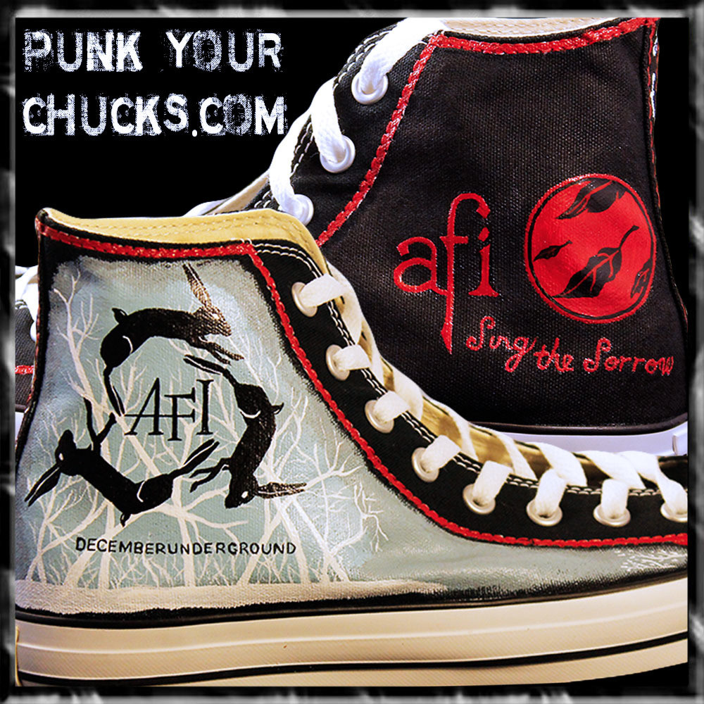 AFI High Chucks Main