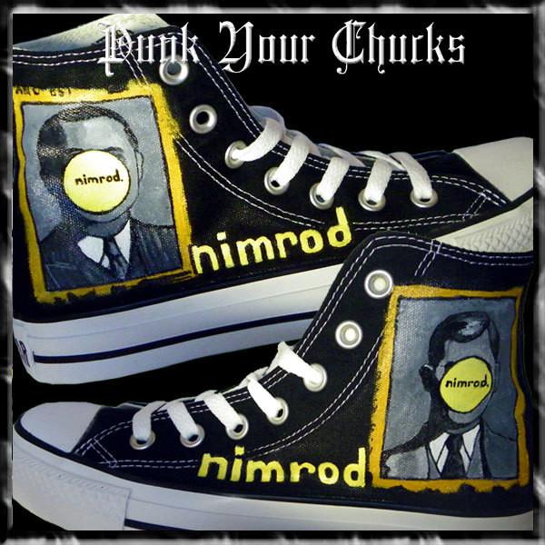Green Day NIMROD Main