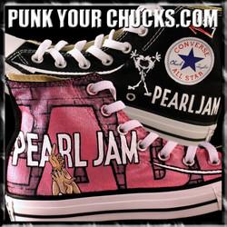 Pearl Jam montage high chucks main and i