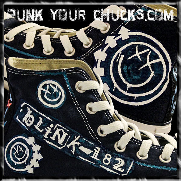 Blink 182 High Chucks main