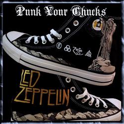 Led Zeppelin High Chucks main