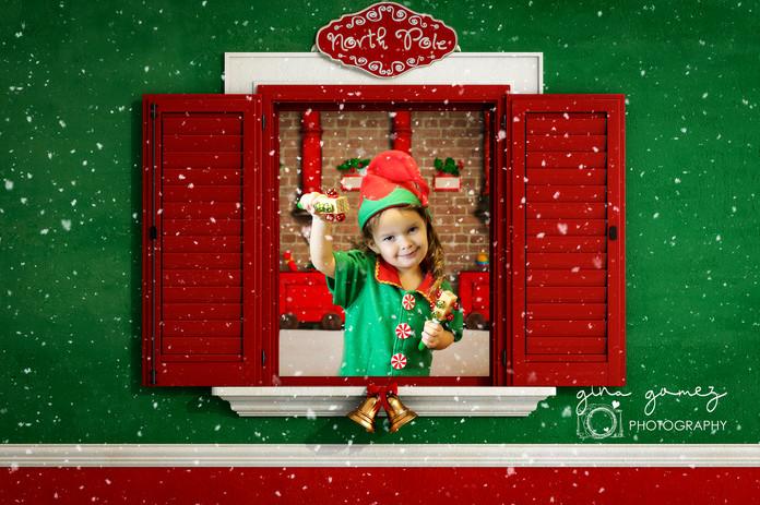 Christmas Santa's Workshop