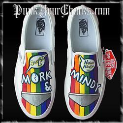 Mork and Mindy Vans Main