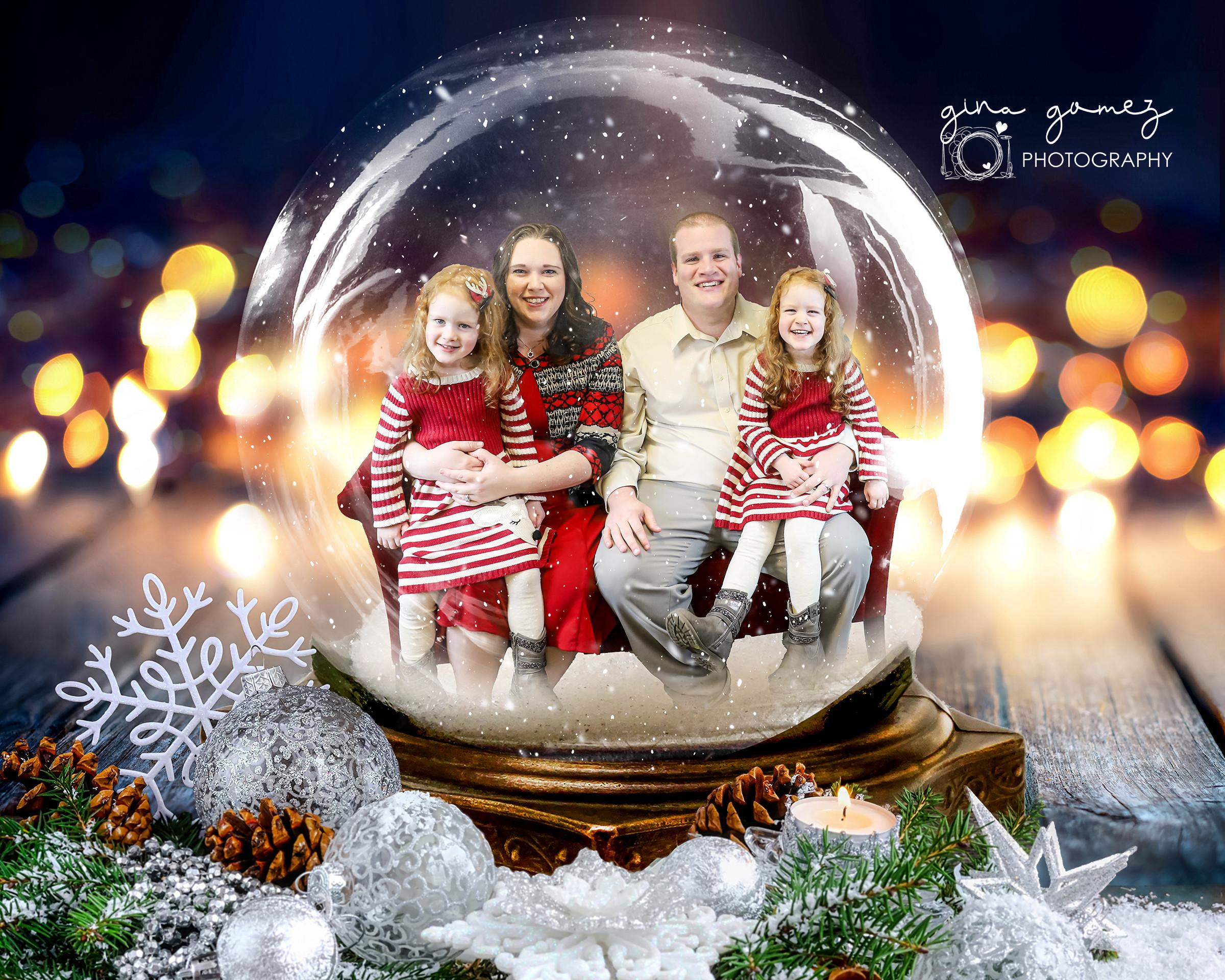 Christmas Photo Full Session