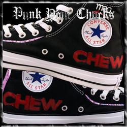 Chew High Chucks insides