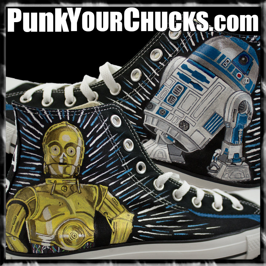 Star Wars R2 and C3PO Design 4 main