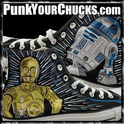 Star Wars R2 and C3PO Design 4 main