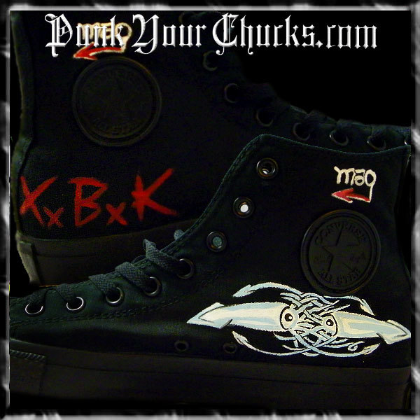 Comeback Kid high chucks insides