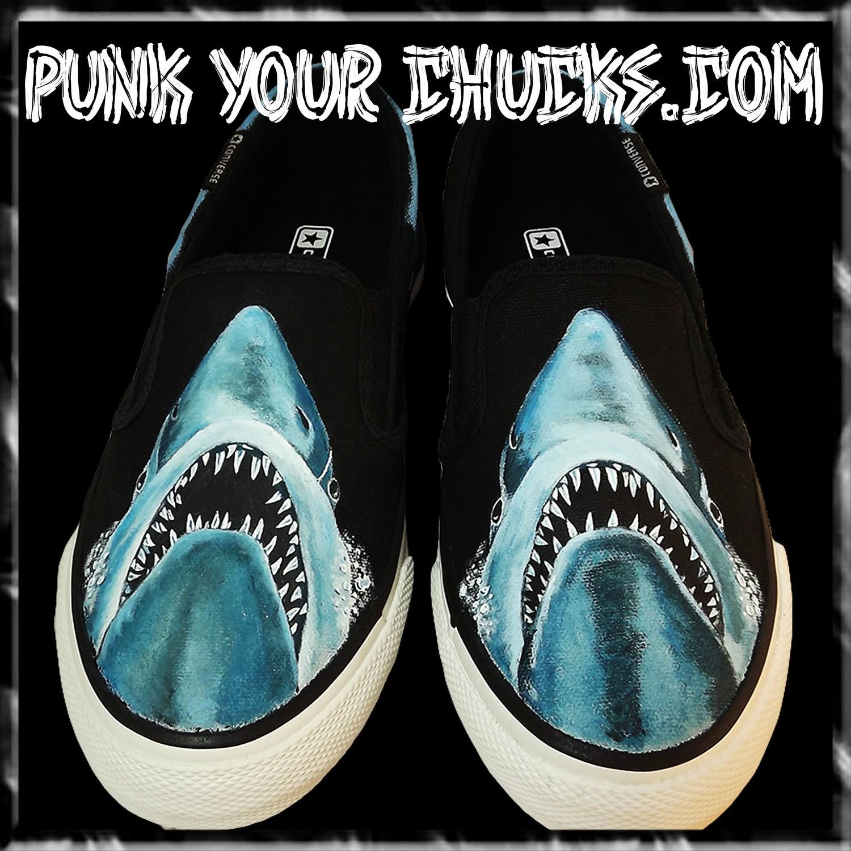 Shark Vans main front