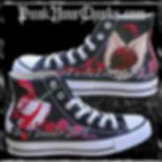Twilight Custom Sneakers