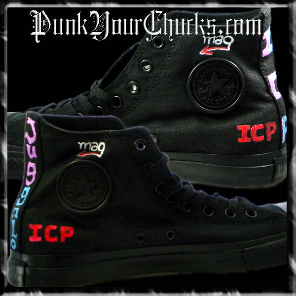 Insane Clown Posse High Chucks insides