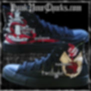 Twilight Converse Sneakers