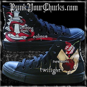 Twilight Converse Sneakers