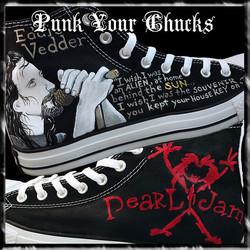 Eddie Vedder Pearl Jam Design 2 Main