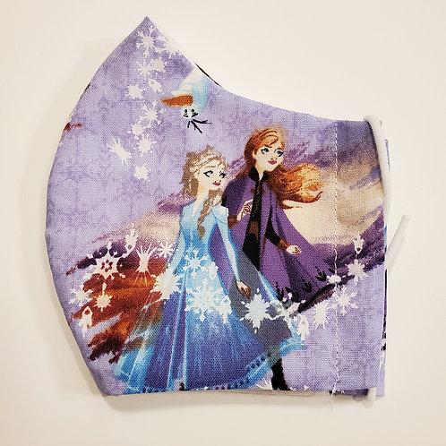 Frozen II on Purple