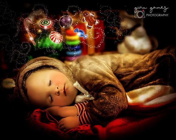 Christmas Sugar Plum