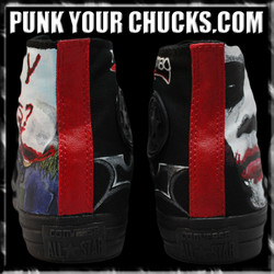 Joker Heath L High Chucks spines