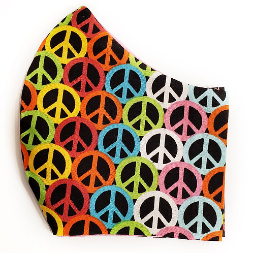 Retro Peace Signs