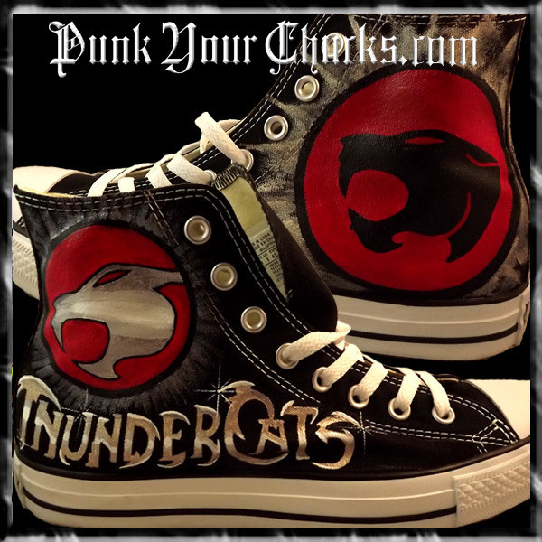 Thundercats High Chucks MAIN