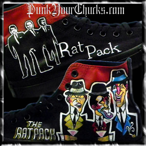 Rat Pack high Chucks MAIN