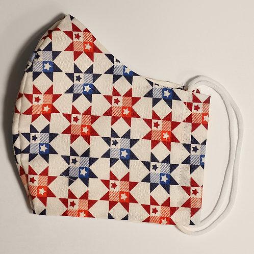 Patriotic Small Pinwheels