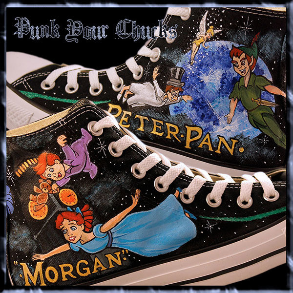 Peter Pan high Chucks main