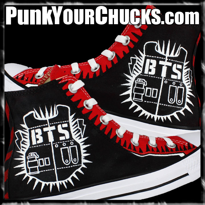 BTS High Chucks main