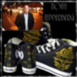 Noah Tepperberg Custom Converse