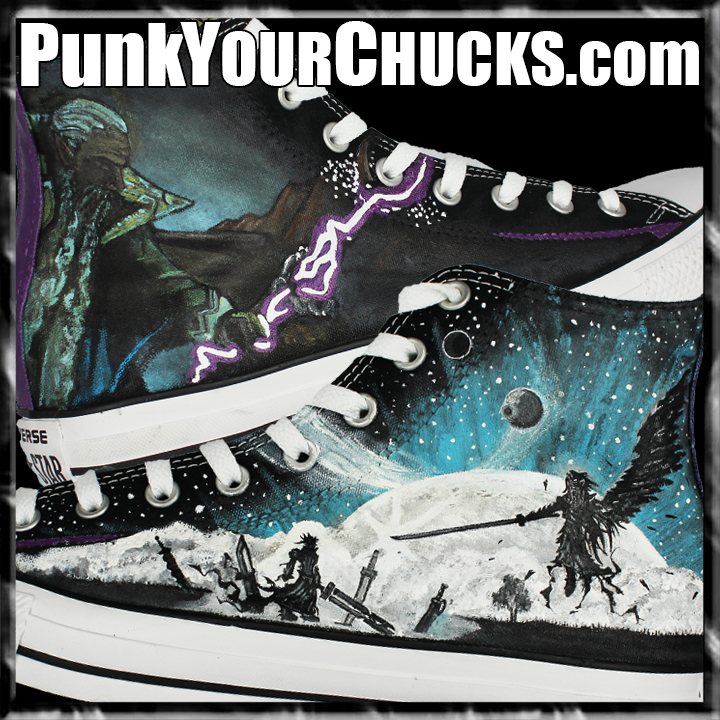 Final Fantasy High Chucks main
