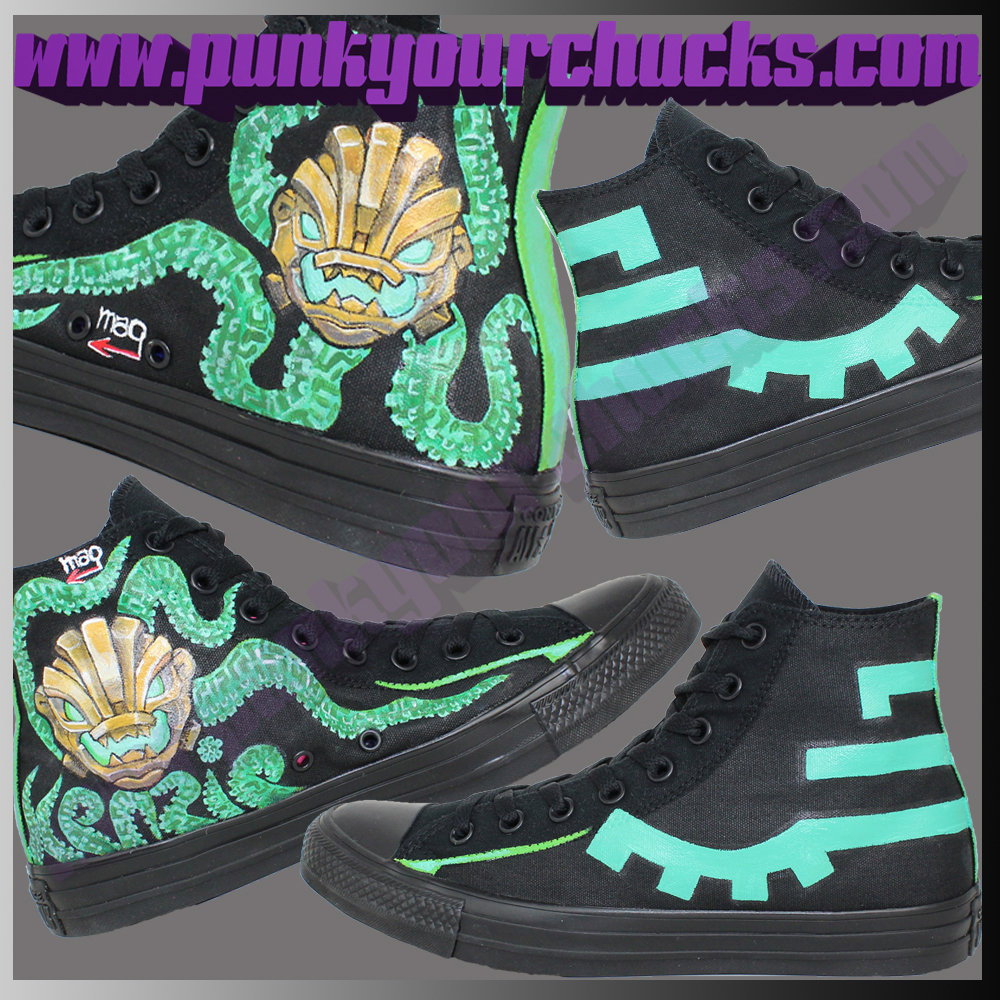 League of Legends High Chucks main