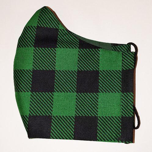 Christmas - Green Tartan Plaid