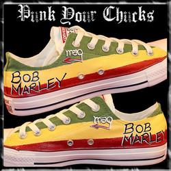Bob Marley Low Chucks Design 3 insides