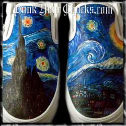 Van Gogh VANS MAIN