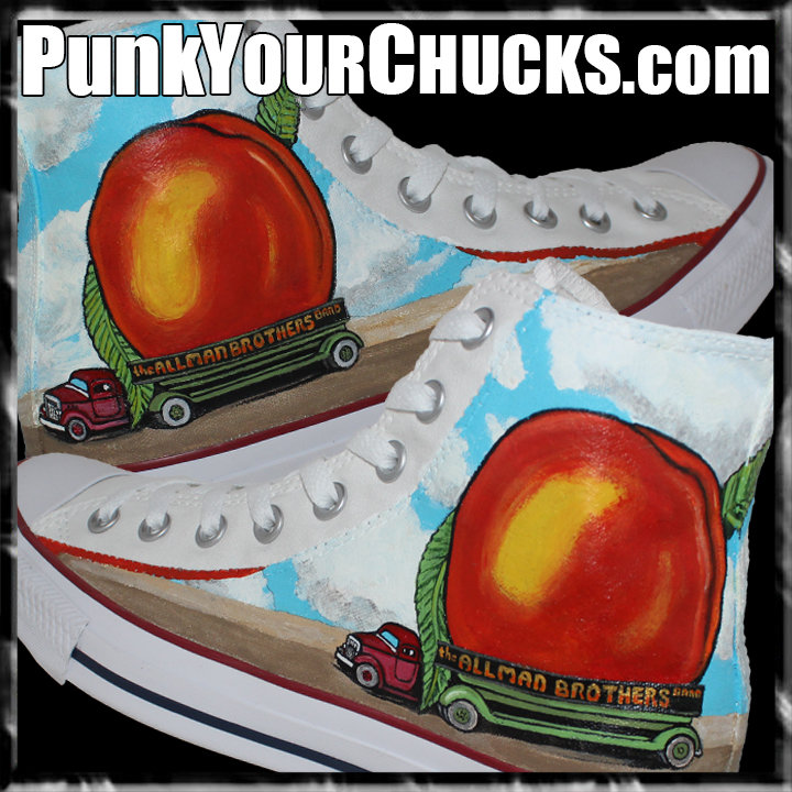 Allman Brothers High Chucks main