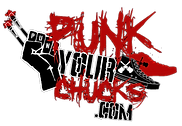 punk your chucks logo