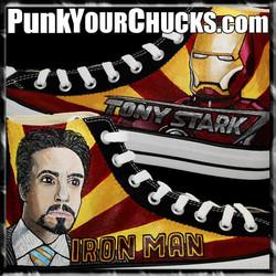 Ironman Stark High Chucks main