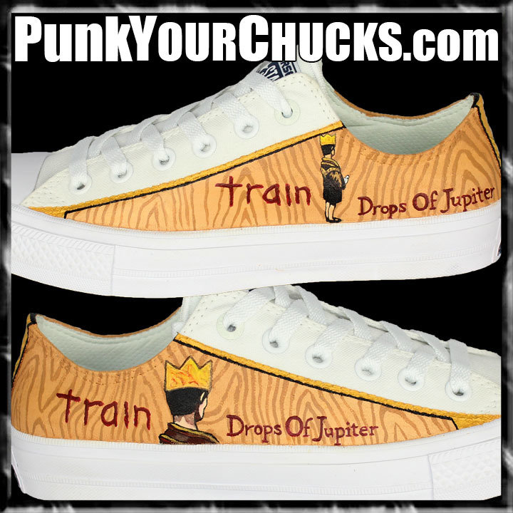 TRAIN Drops of Jupiter LOW Chucks MAIN