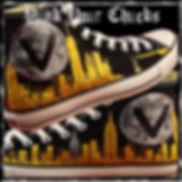 Fever App Custom Converse Sneakers