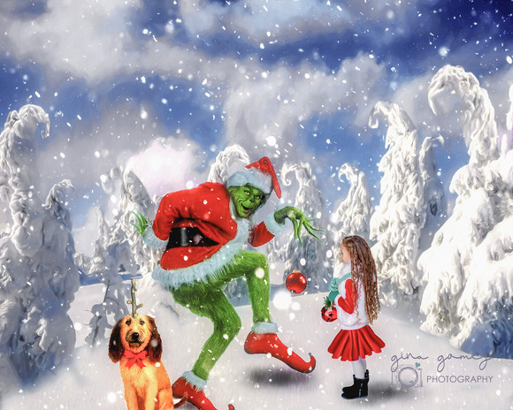 Christmas The Grinch 2