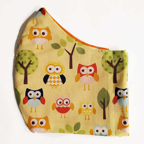 Owls with Trees