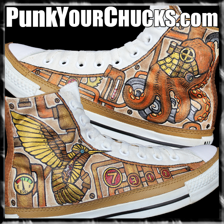 Steampunk High Chucks MAIN