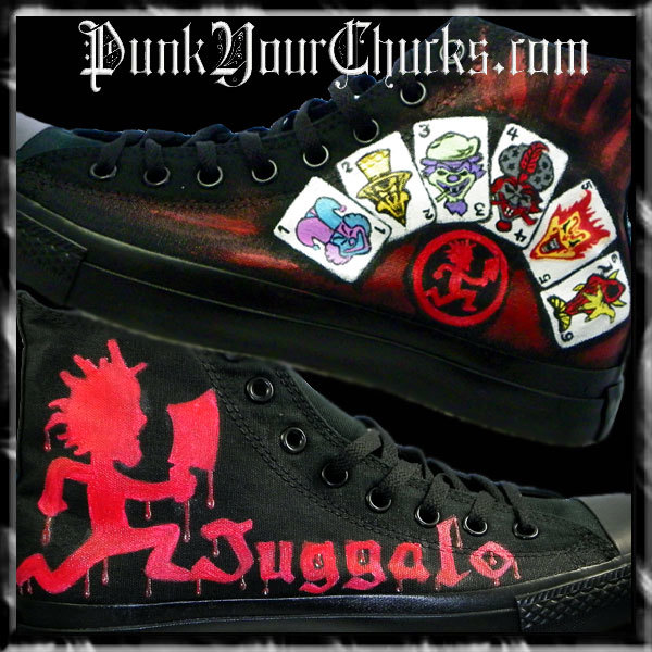 Insane Clown Posse High Chucks main larg