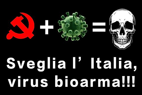 Che Dio benedica l'ITALIA!