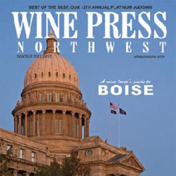 WINE PRESS NW - January, 2012