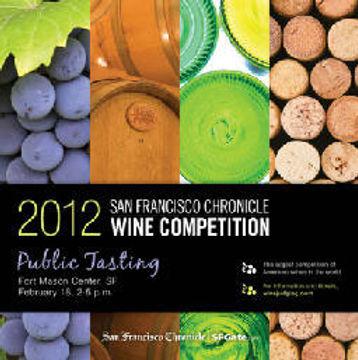 SAN FRANCISCO CHRONICLE -  International Wine Competition, February, 2009